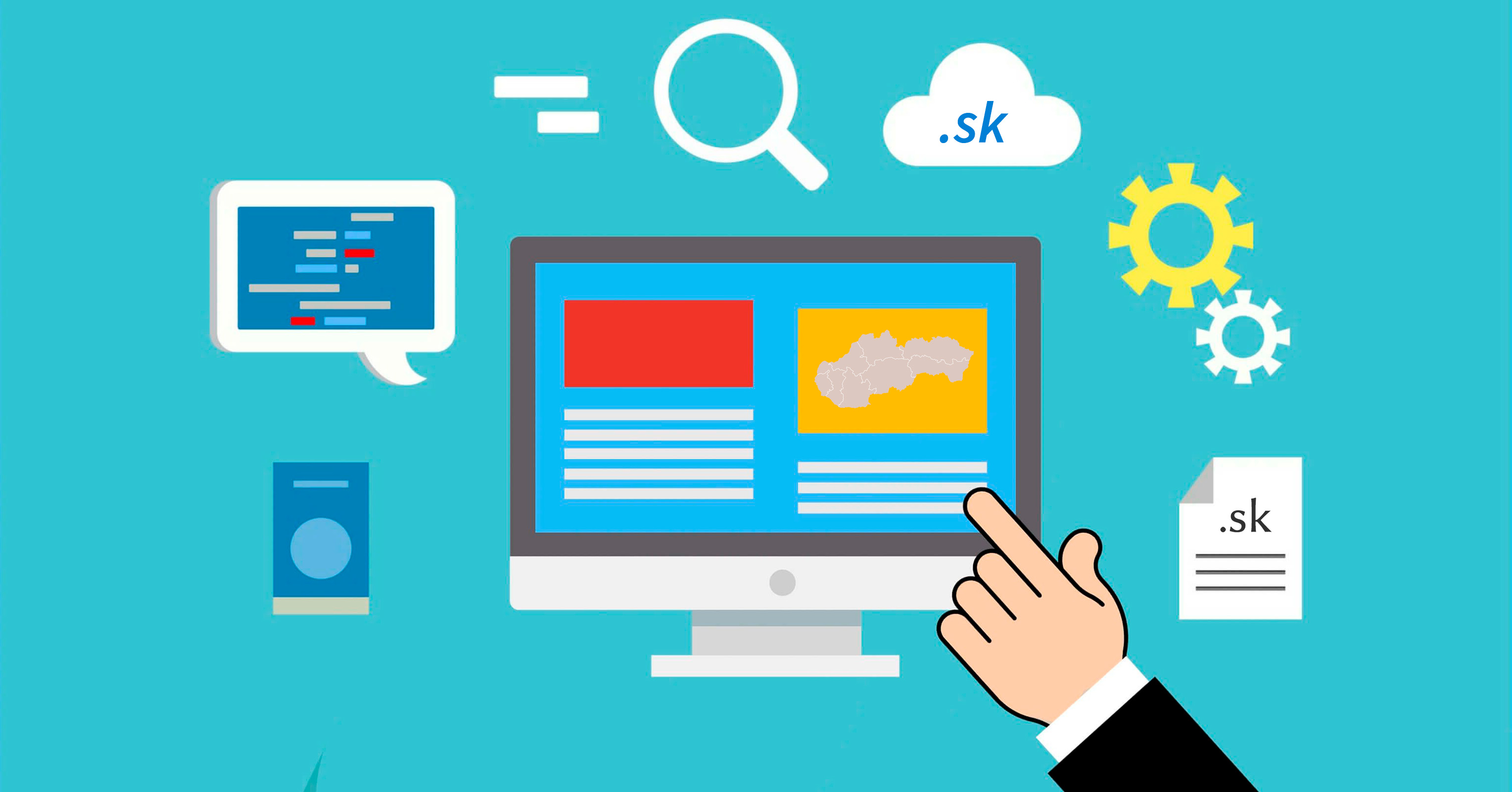 Webhosting na Slovensku